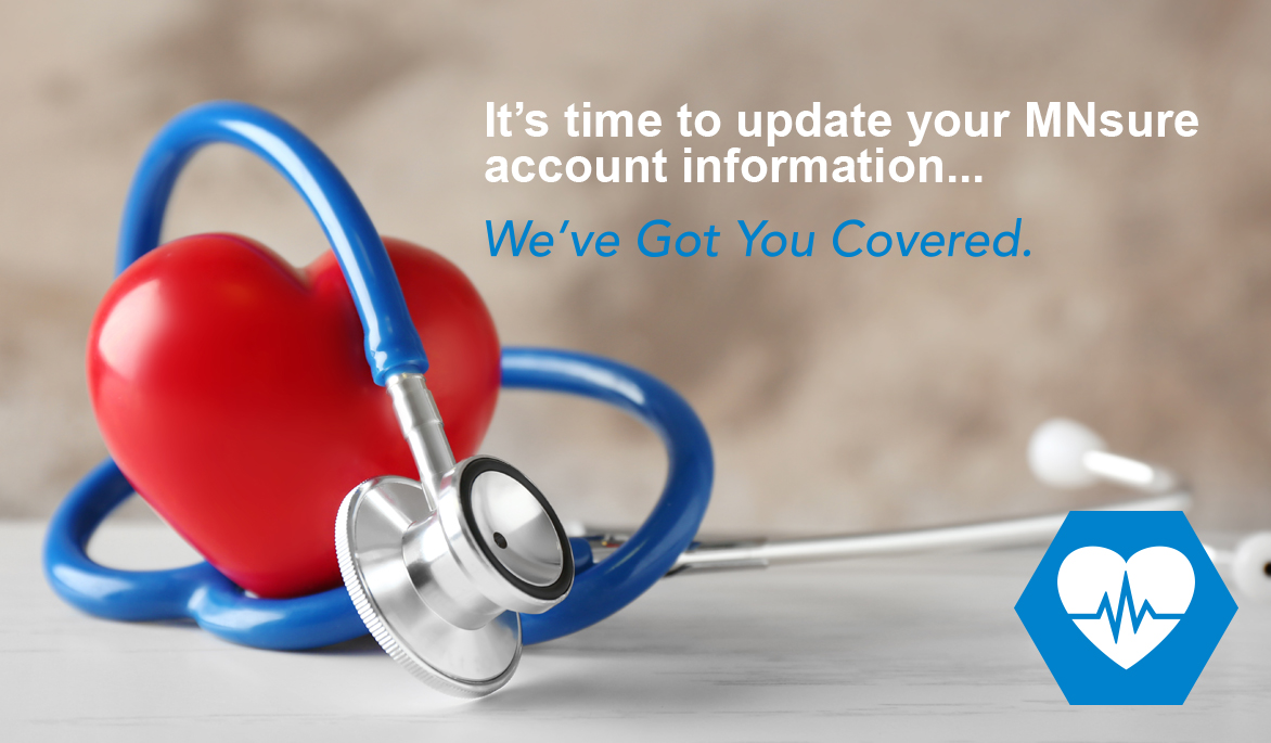 Remember to Update Your MNsure Information